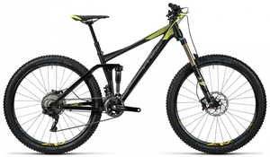 Cube STEREO 140 HPA RACE green