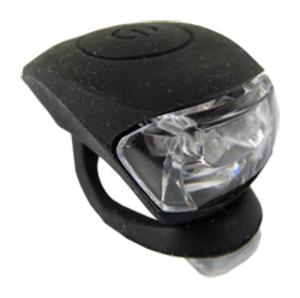 Logic světlo přední LOGIC-267F-2B LED černé