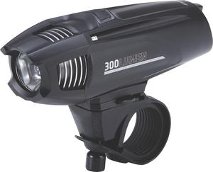 BBB světlo přední nabíjecí USB STRIKE 300 BLS-71