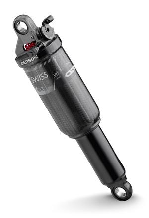 DT Swiss Tlumič DT Swiss X 313 Carbon - zamykání z řidítek