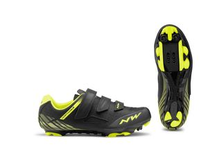 Northwave tretry ORIGIN black/yellow fluo