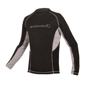 Endura triko CAIRN s dlouhým rukávem black