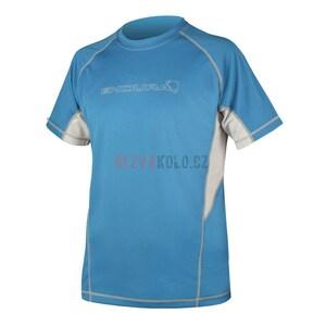 Endura triko CAIRN s krátkým rukávem ultra marine