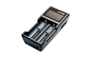 Fenix USB nabíječka VC2 s LCD (Li-ion)