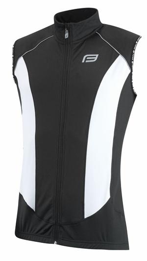 Force vesta V68, SuperRoubaix - černo-bílá