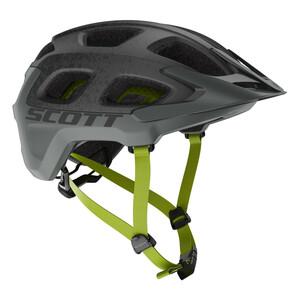 Scott cyklistická helma VIVO grey/sulphur yellow