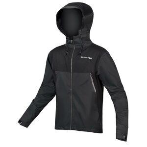 Endura voděodolná bunda MT500 černá