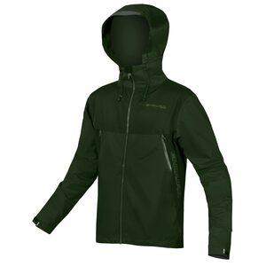 Endura voděodolná bunda MT500 zelená