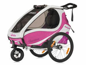 Qeridoo vozík KidGoo 1