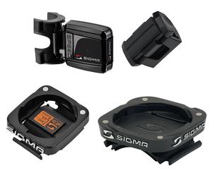 Sigma vysílač STS rychlost + držák na řídítka