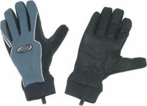 BBB zimní rukavice ColdShield BWG-02  šedočerné