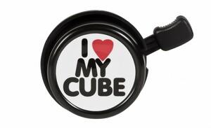 Cube zvonek I LOVE MY CUBE