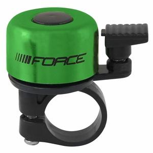 Force zvonek mini Fe zelený paličkový