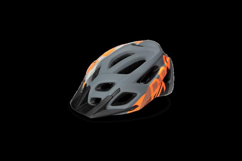 Cube helma PRO black orange