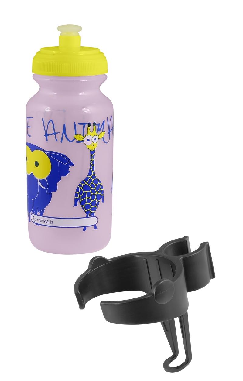 Force láhev dětská ZOO s držákem, 0,3 l
