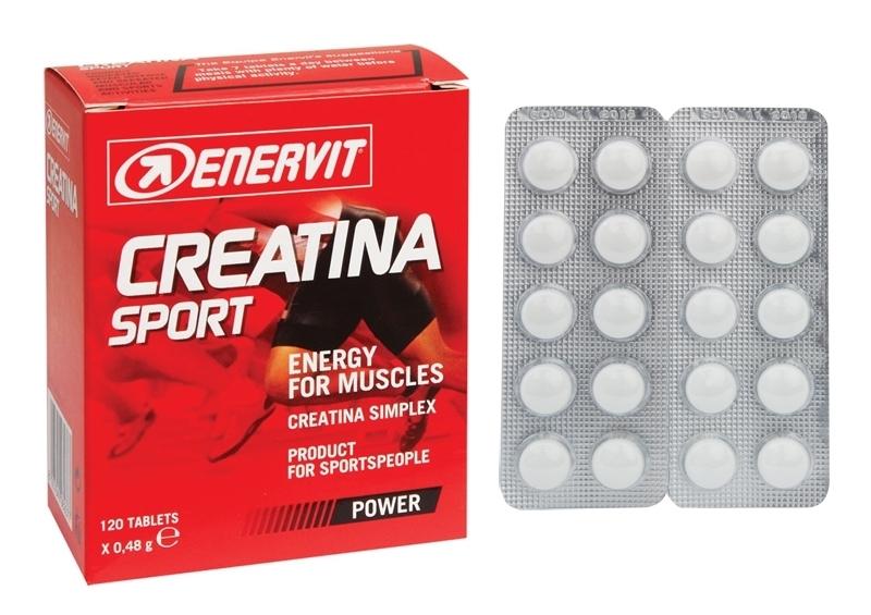 Enervit Creatina Sport 120 tablet