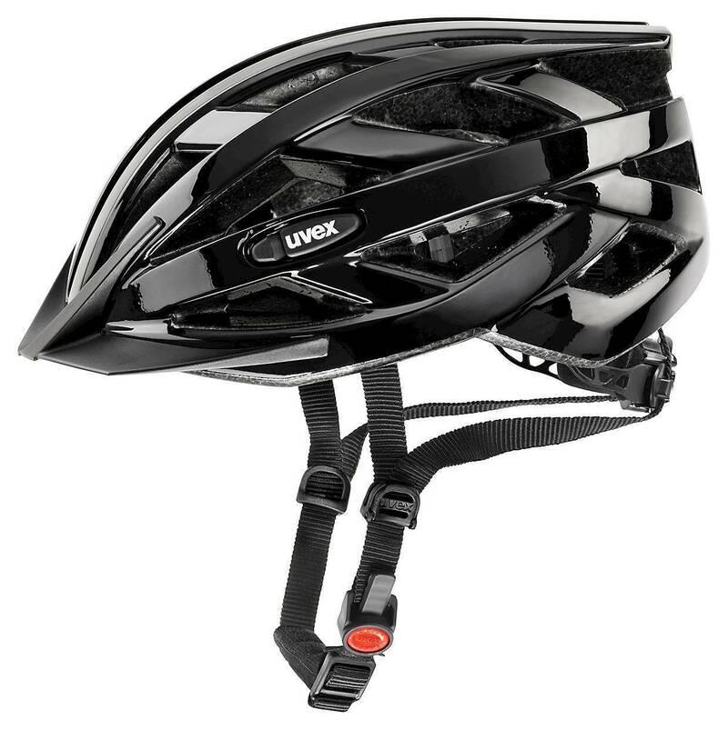 Uvex helma I-VO black