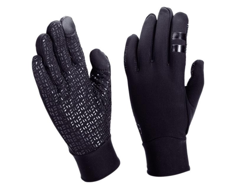 BBB zimní rukavice RACESHIELD BWG-11 černé