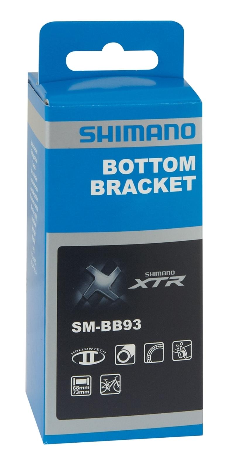Shimano středové složení XTR SM-BB93