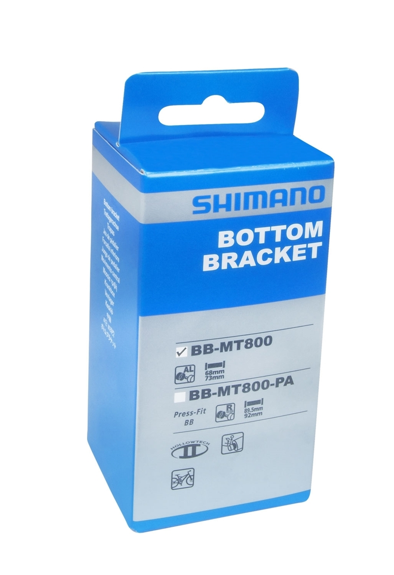 Shimano středové složení DEORE XT BB-MT800