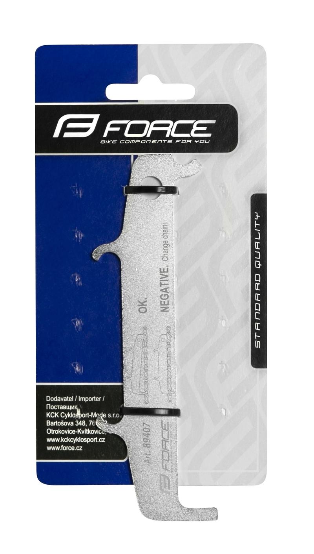 Force měrka na řetěz PROFI