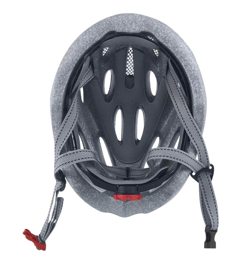 Force dětská helma HAL, bílo-černá