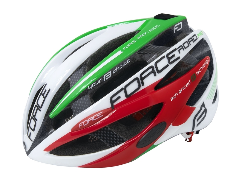 Force helma ROAD JUNIOR PRO, Italy