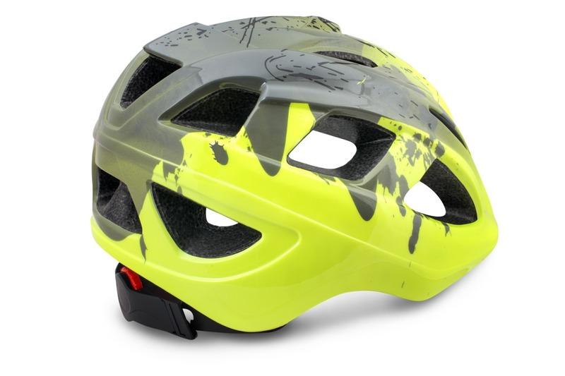 R2 helma BONDY šedá, neon žlutá