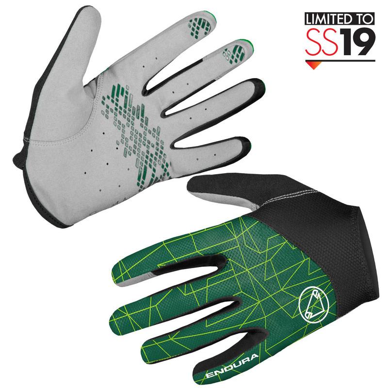 Endura rukavice HUMMVEE LITE II lesní zelené