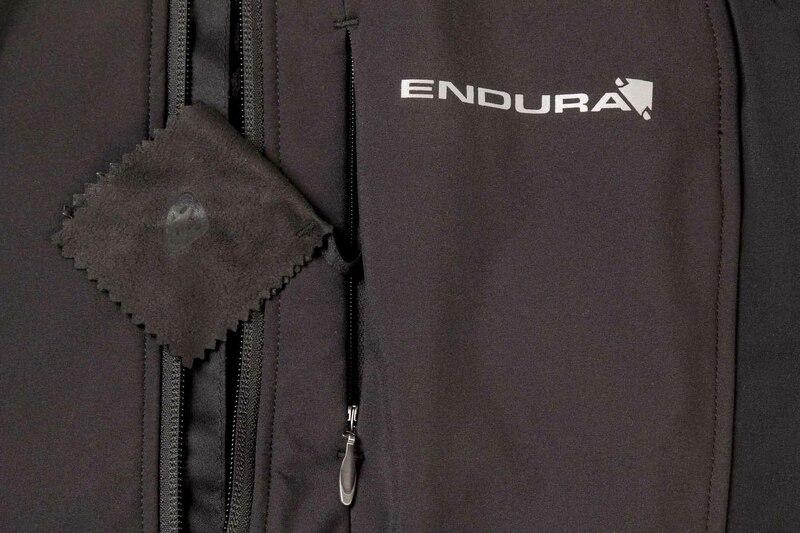 Endura bunda dámská WINDCHILL II modrá