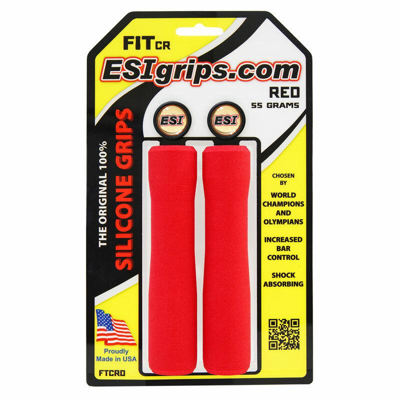 ESIgrips ergonomické silikonové gripy FIT CR