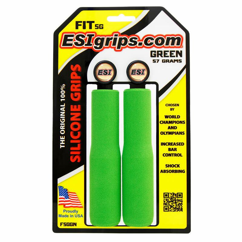 ESIgrips ergonomické silikonové gripy FIT SG