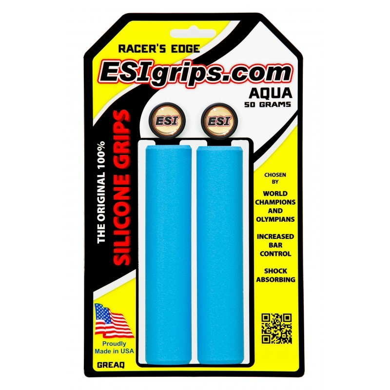ESIgrips silikonové gripy RACERS EDGE