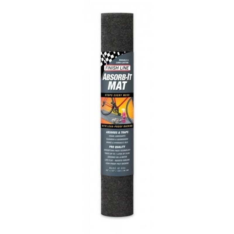 Finish Line absorbční podložka ABSORB-IT MAT 122x46cm