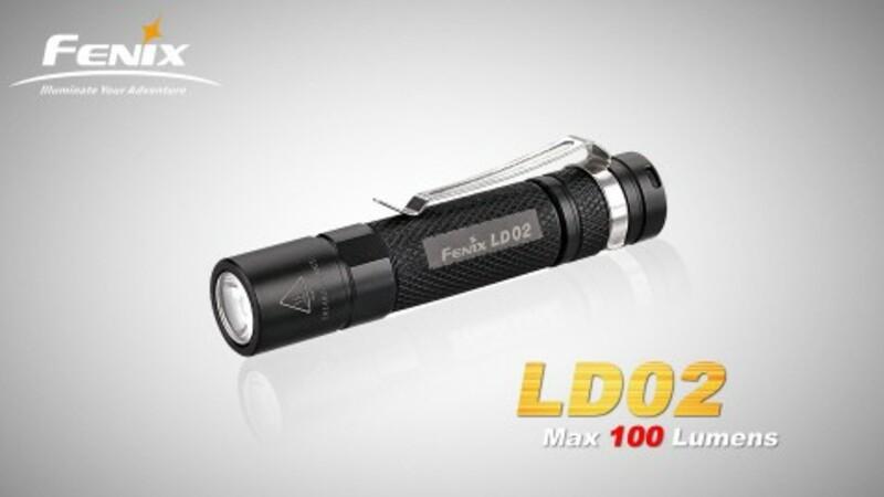 Fenix Baterka Fenix LD02