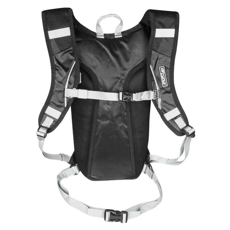 Force batoh ARON 10 l, černo-šedý