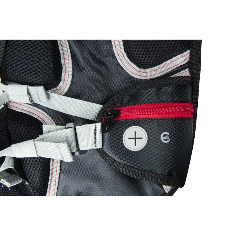 Force batoh ARON PRO 10 l, černo-šedý