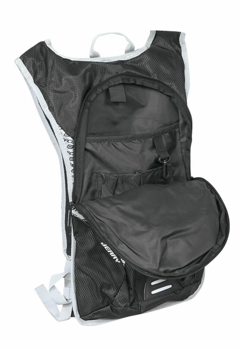 Force batoh BERRY 12 l, černo-šedý