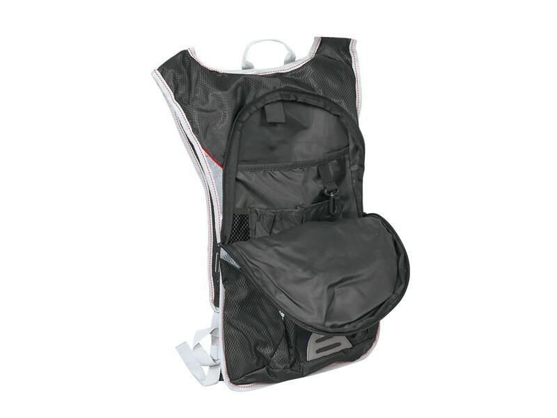 Force batoh BERRY PRO 12 l, černo-šedý