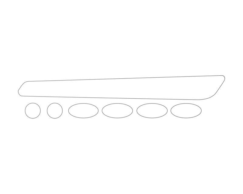 BBB chránič rámu Bikeskin BBP-50