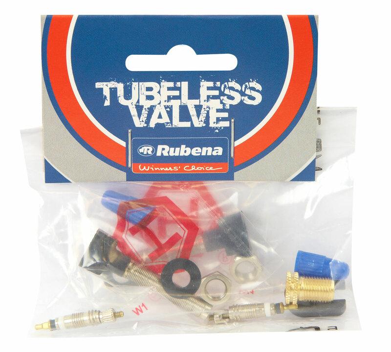 Rubena bezdušový ventilek 2x FV42 mm