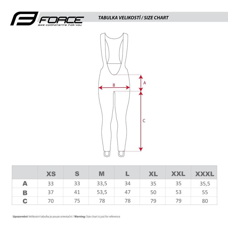 Force kalhoty Z70 SOFTSHELL se šráky bez vložky, černé