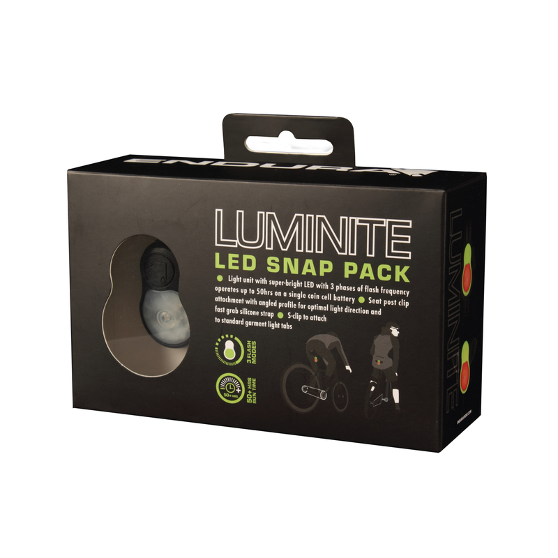 Endura blikačka LUMINITE LED