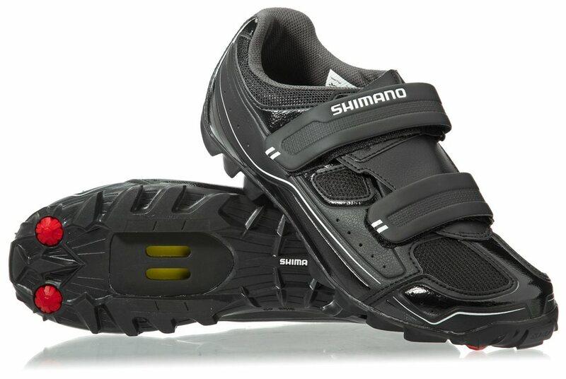 Shimano Tretry SH-M065 černé