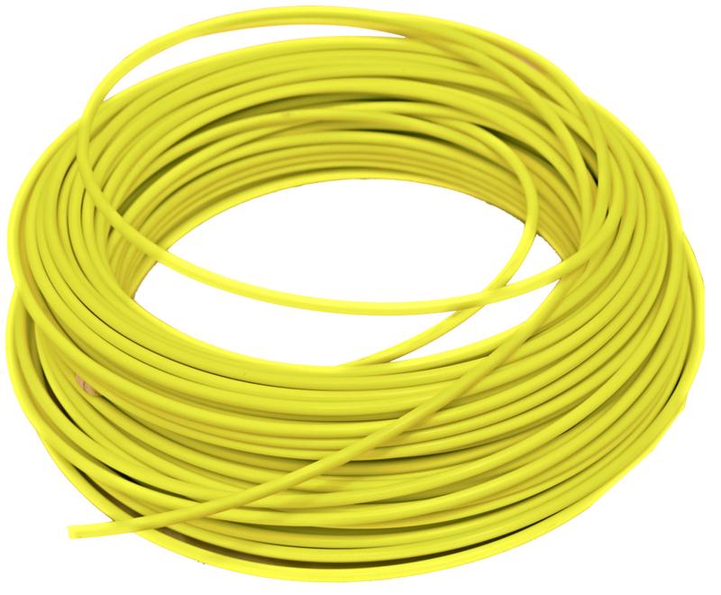 MRX bowden brzdový 5mm žlutý