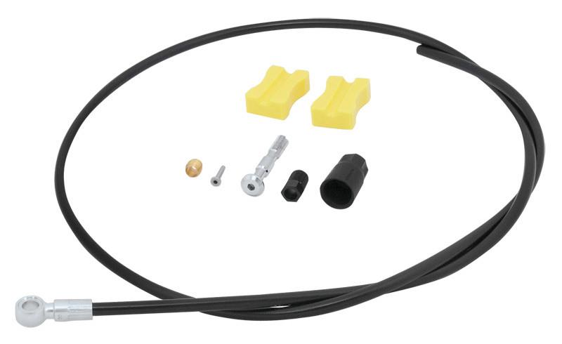Shimano brzdová hadička SM-BH90 černá 100cm