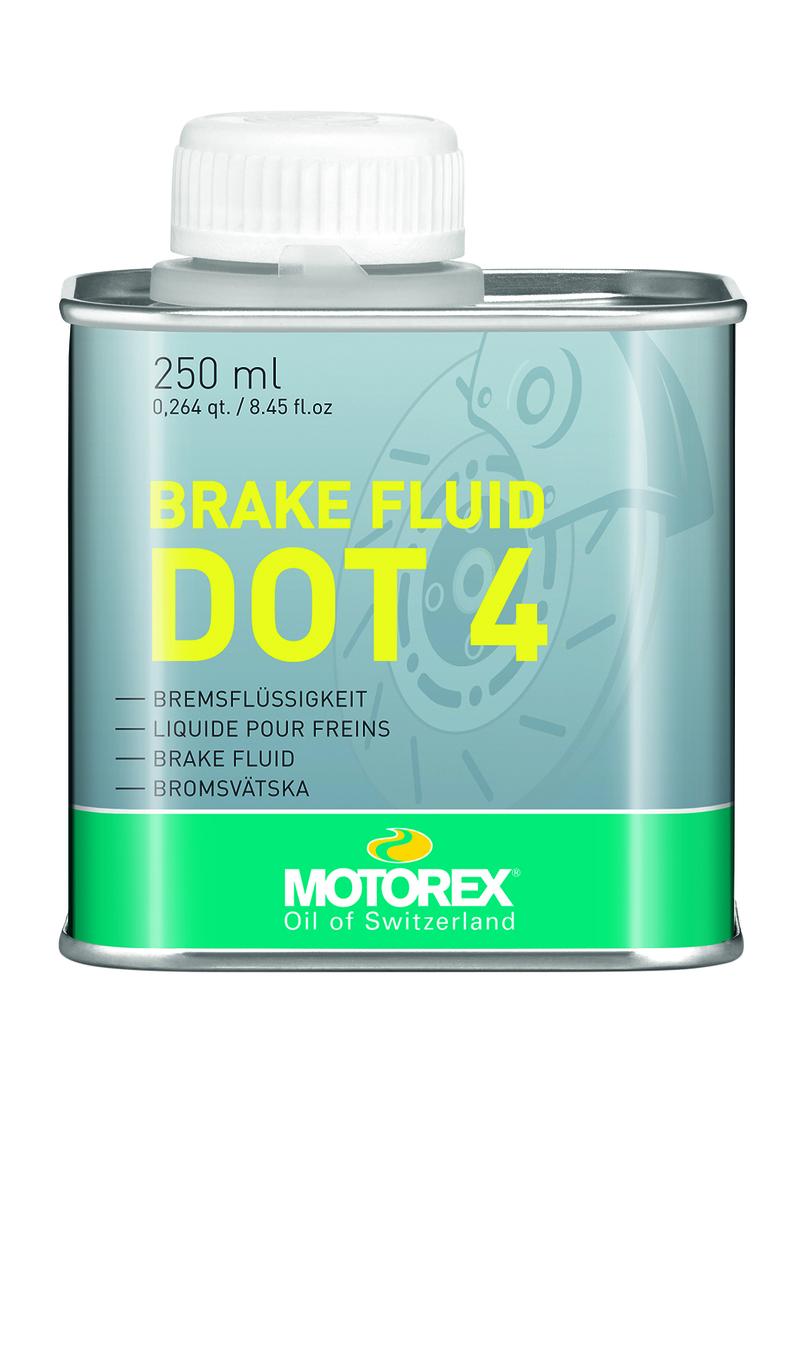 Motorex brzdová kapalina BRAKE FLUID DOT 4 250ml