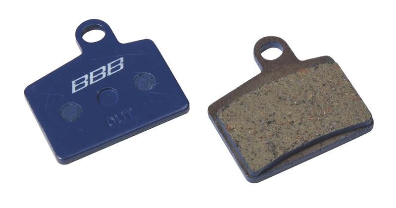 BBB brzdové destičky DISCSTOP BBS-492 Hayes