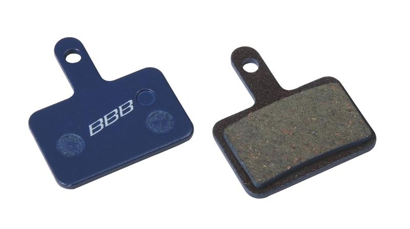 BBB brzdové destičky DISCSTOP BBS-53 Shimano Tektro