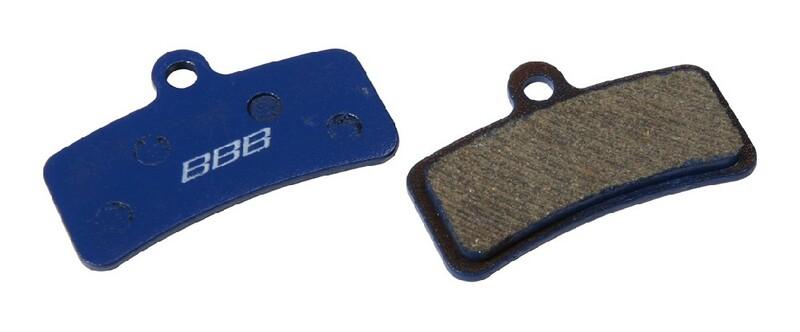 BBB brzdové destičky DISCSTOP BBS-55 Shimano